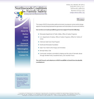 Northwoods Coalition for Family Safety